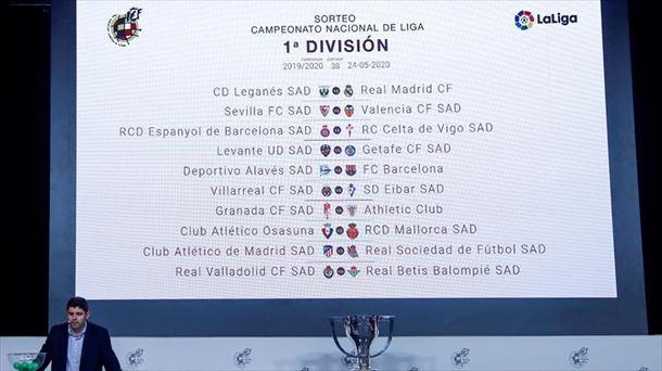 Calendario Sevilla Fc 2020.Calendario Completo De La Temporada 2019 20 De Primera Division