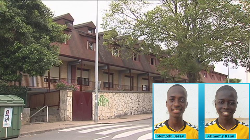 Donosti Cup Calendario Partidos.Video Menores De Sierra Leona Desaparecen Tras Participar