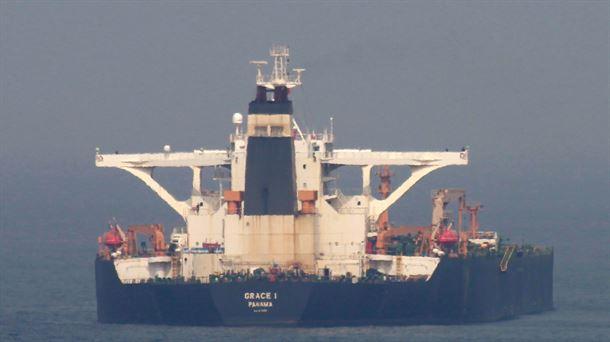 Gibraltar libera al petrolero de Irán Grace 1, 15 de agosto de ...