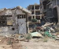 Más de la mitad de la población siria ha huido de su hogar desde que empezó la guerra
