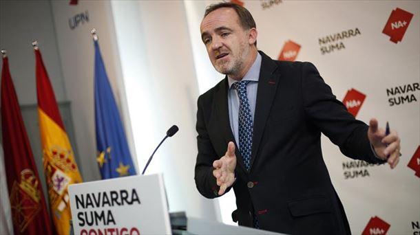 Presupuesto Navarra 2021: Reacción de la suma Javier Esparza Navarra |  Política