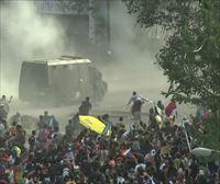 El presidente de Chile reconoce el uso excesivo de la fuerza por parte de la Policía