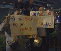 No cesan las protestas contra el Gobierno de Iván Duque en Bogotá