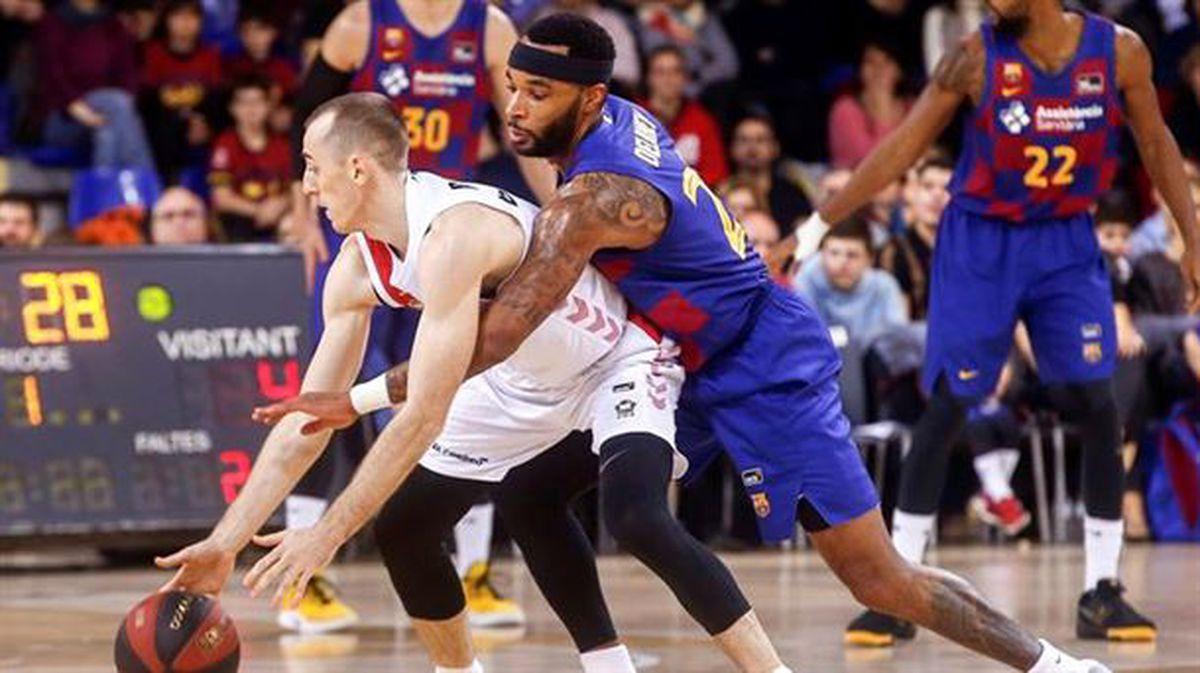 Video Resumen Del Partido Barcelona Bilbao Basket De La Liga Endesa Baloncesto Eitb