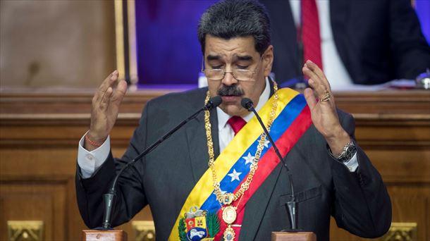 Maduro asegura desconocer lo hablado entre Delcy Rodríguez y Ábalos en Madrid