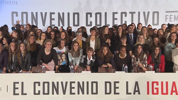 Image result for liga iberdrola convenio