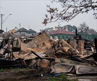 Australia alerta de riesgo de inundaciones en zonas afectadas por los incendios