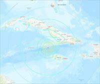 Un terremoto de magnitud 7,7 sacude Cuba y Jamaica sin causar daños personales