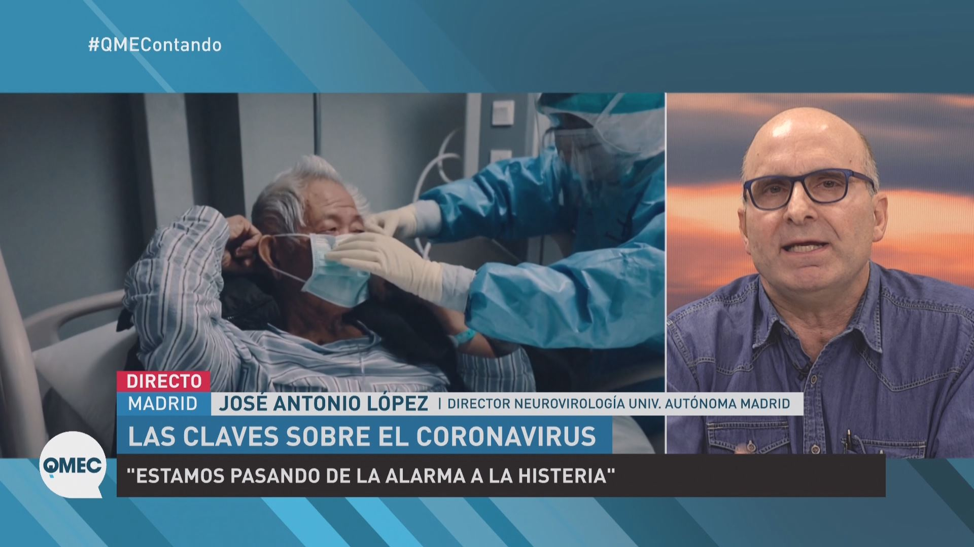 coronavirus madrid universidad