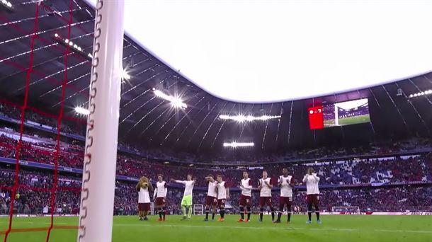 La Bundesliga, la primera en arrancar