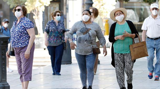 Coronavirus Covid-19: positivo en Navarra, el 18 de diciembre de 2020    Sociedad