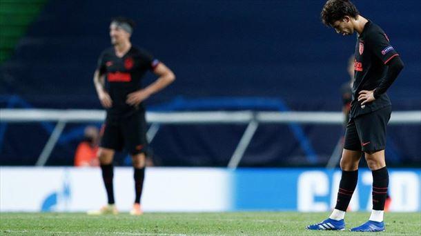 El Atlético de Madrid eliminado en los cuartos de final de la Liga ...