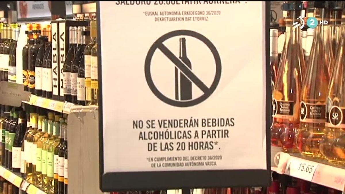 Prohibida La Venta De Alcohol A Partir De Las 20 00 En Tiendas Y Supermercados