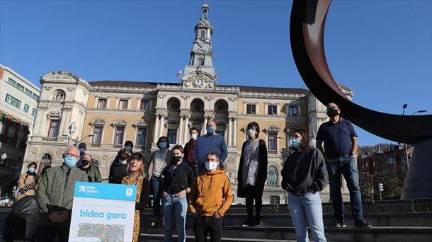 Presos de Sare: Movilizaciones Pueblo a Pueblo en Euskal Herria el 9 de enero de 2020 |  Política