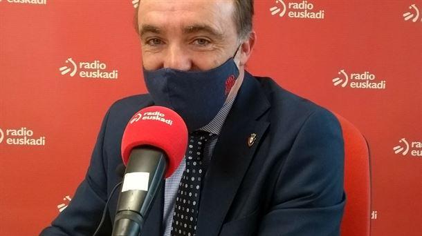 Javier Erparza PSN cometió un error histórico al pactar con EH Bildu