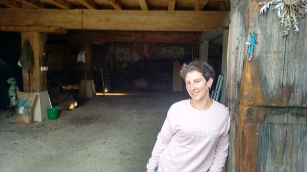 Lorea Muguruza, EHNE Gipuzkoa, entrevista sobre covid-19 y primer sector |  Sociedad
