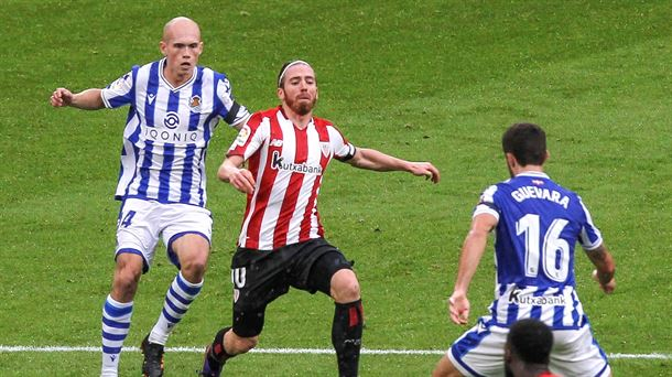 Real Sociedad y Athletic