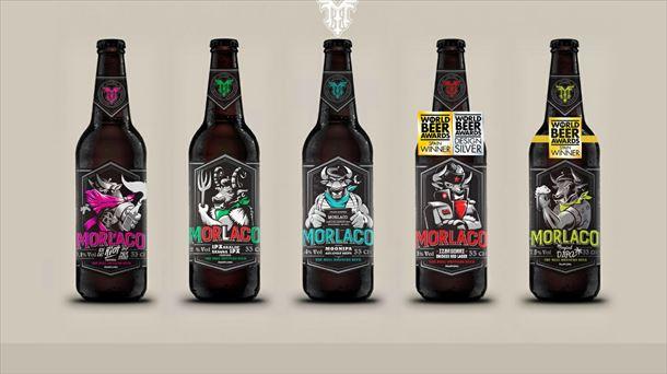 Las mejores cervezas y croquetas son de Navarra: Morlaco Navarreria y Fridela |  Sociedad