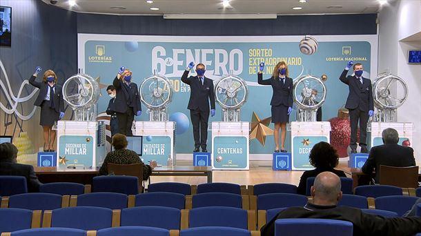 Lotería de «El Niño» 6 de enero de 2021: 3436, segundo premio |  Sociedad