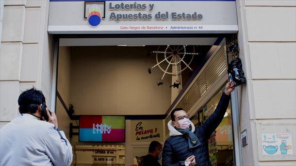 Lotería «El Niño» 6 de enero de 2021: 05587, el tercer premio recae en Gipuzkoa |  Sociedad