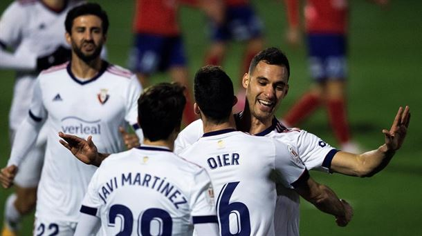 Osasuna y Alavés se adelantan en Copa del Rey    Fútbol americano