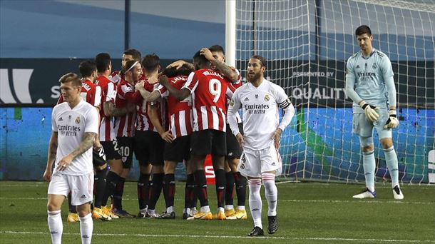 Real Madril - Athletic Club