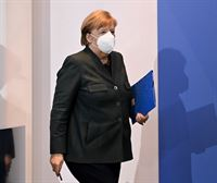 Alemania amplia el confinamiento hasta el 14 de febrero