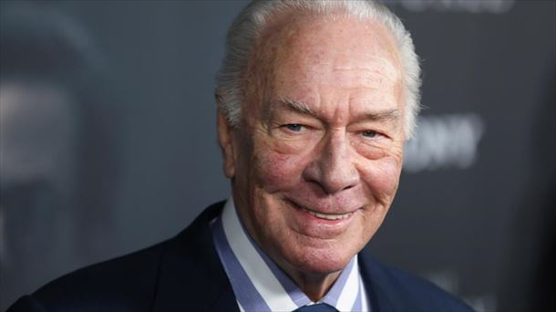 El actor Christopher Plummer. Foto: Efe