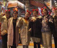 Millones de chinos celebran el Año Nuevo con medidas restrictivas por la pandemia
