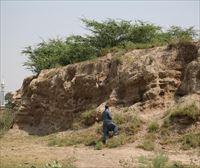Un explorador vasco localiza en Pakistán dos ciudades fundadas por Alejandro Magno
