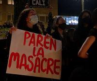 Al menos 24 personas han muerto en los nueve días de protestas en Colombia