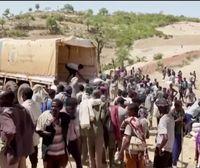 Alertan del riesgo de una grave hambruna en el norte de Etiopía
