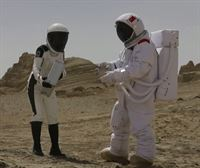 China simula en el desierto la base que quiere construir en Marte