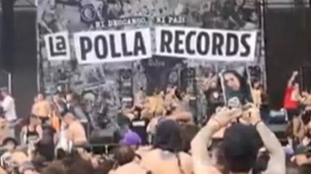 CONCIERTO DE LA pOLLA RECORDS